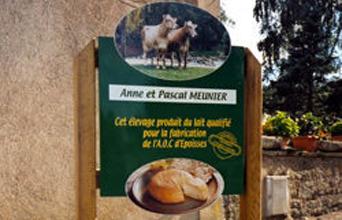 Panneau AOC AOP